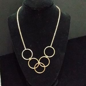 Avon Rings Necklace